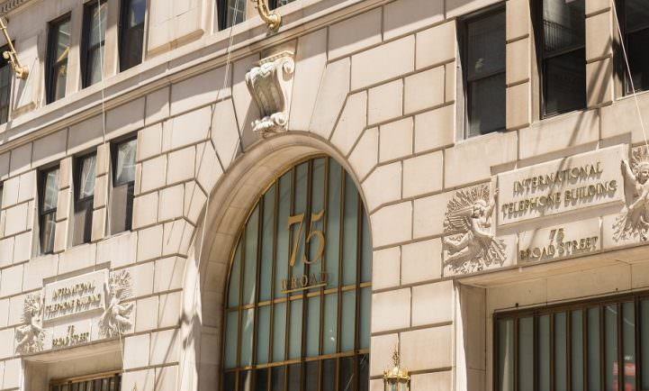 Toll Brothers Moving Manhattan HQ to 75 Broad Street