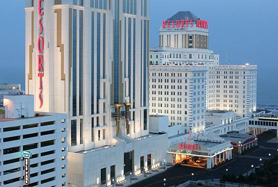 Resorts Casino Hotel, <small>Atlantic City, NJ</small>