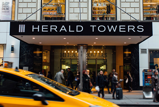 Herald Towers, <small>New York, NY</small>