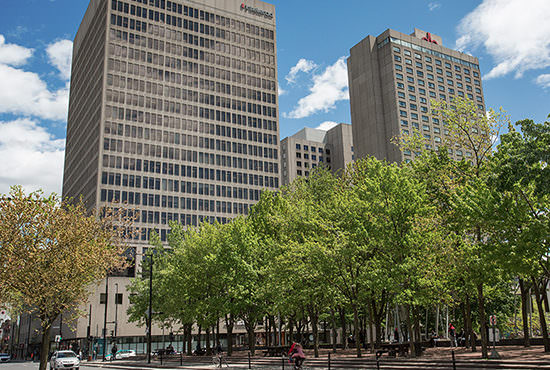 Place Dupuis, <small>Montreal, QC</small>