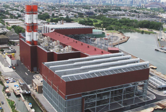 Astoria Energy, <small>New York, NY</small>