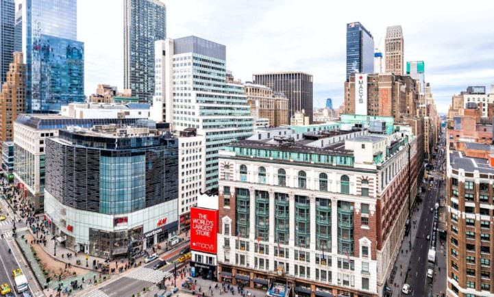 The real miracle on 34th Street is its retail renaissance