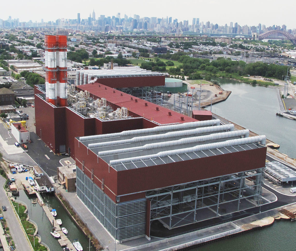 Equity consortium closes acquisition of stakes in New York's Astoria Energy facilities